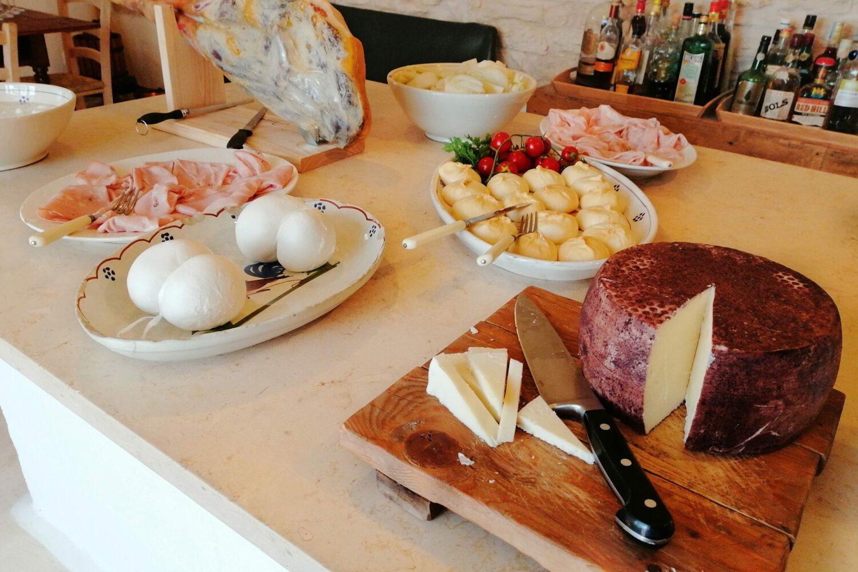 Tasting masseria Puglia