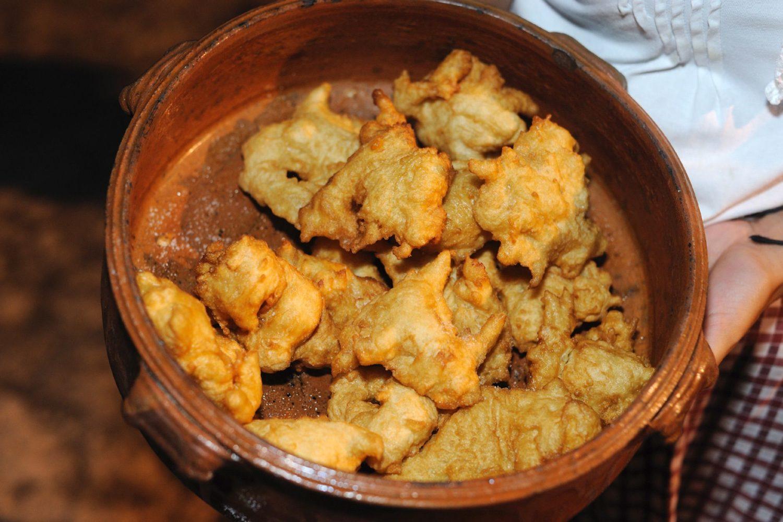 Dinner Apulian food