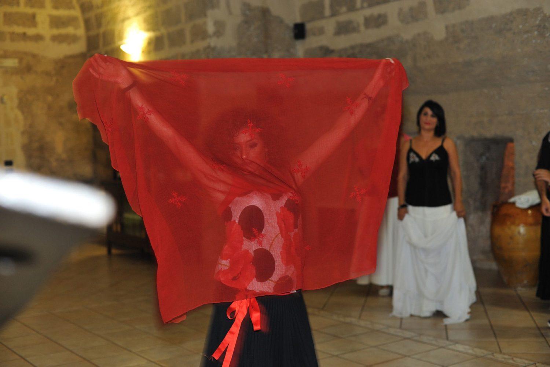 Pizzica dance Puglia