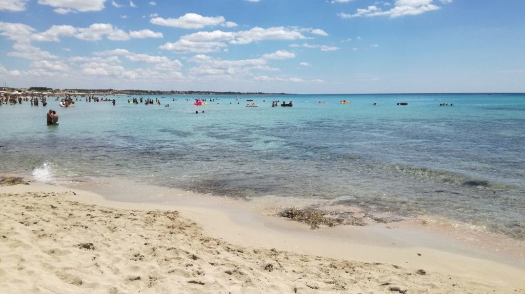 Best beaches for families and children Puglia