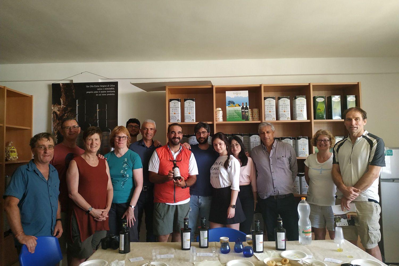 Food and wine bike tour Puglia Italy