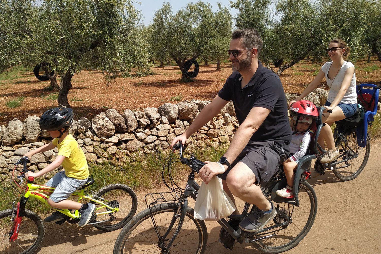 Gastro bike tour Puglia