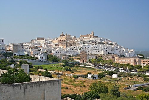 Place to visit Puglia Ostuni