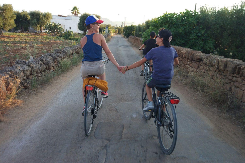 Tasting bike experience Puglia