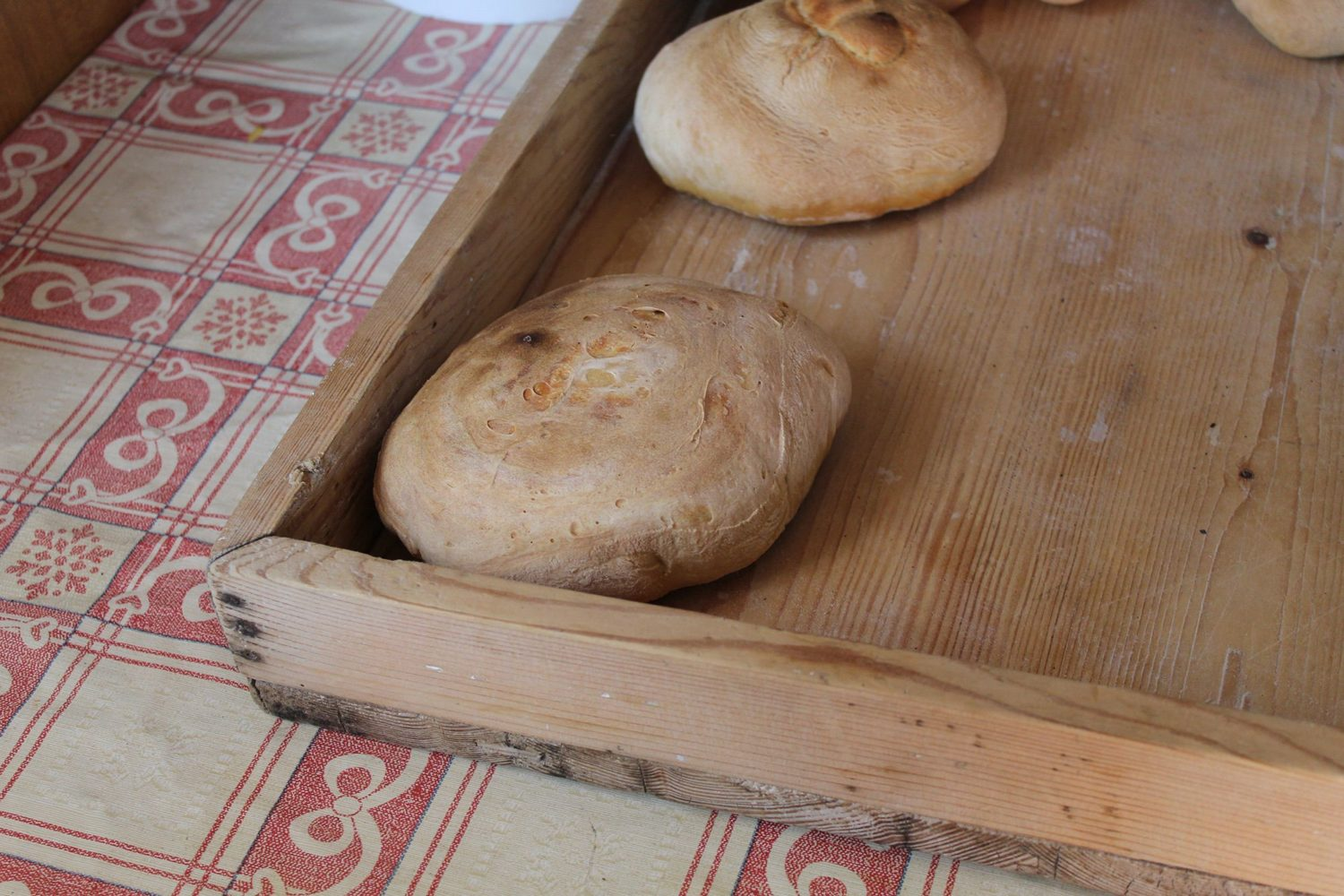 Apulian bread recipe
