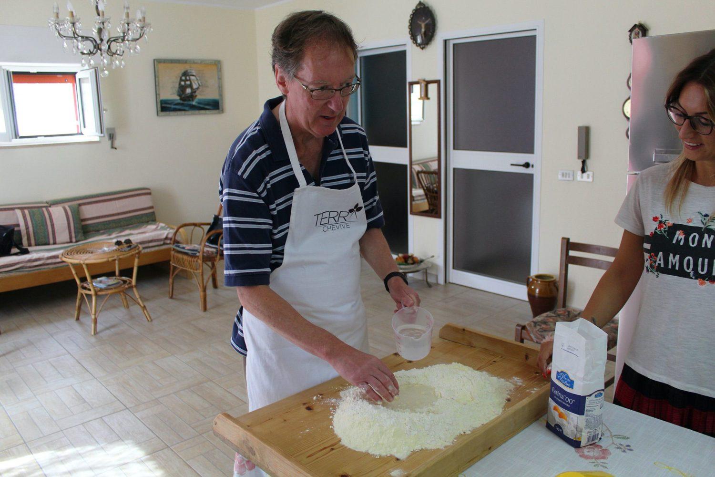 Cook and taste Puglia