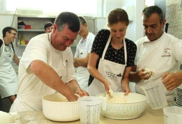 Pizza cooking class Puglia
