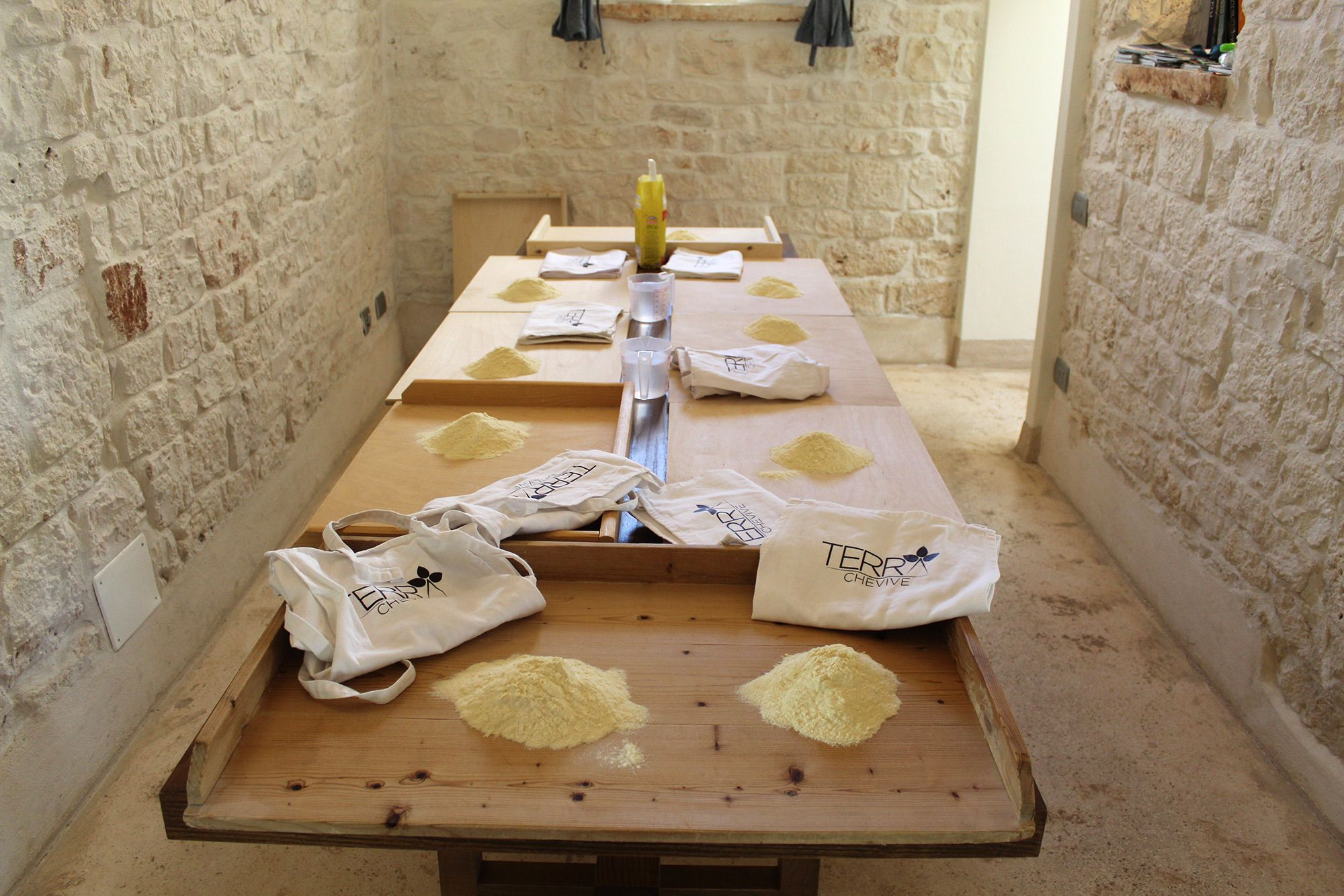 Most authentic cooking classes Puglia